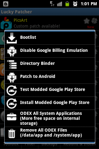 lucky patcher app  without root
