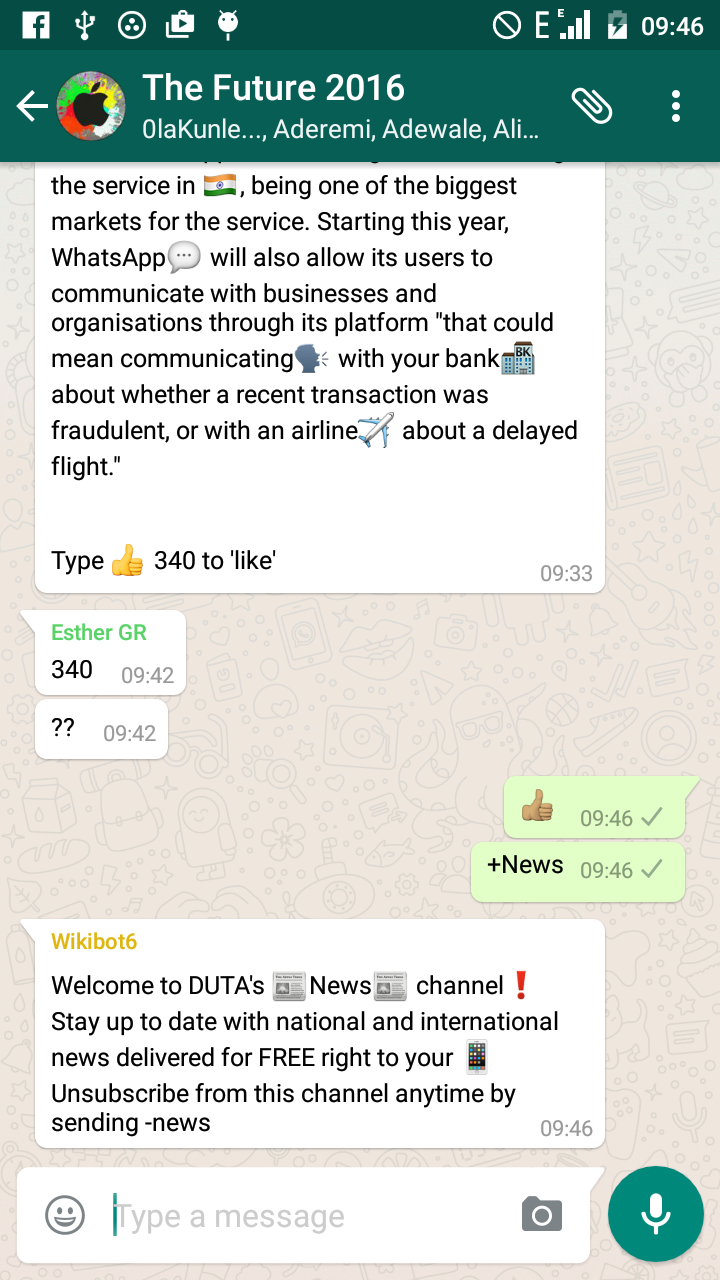 How to Use Wikibot on Whatsapp with Detailed Guideline and